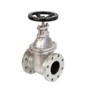 4 Cast Iron Non-rising Gate Valve-JIS 10K