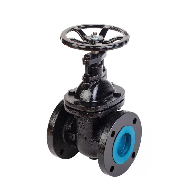 3 Cast Iron Non-rising Gate Valve-ANSI 125