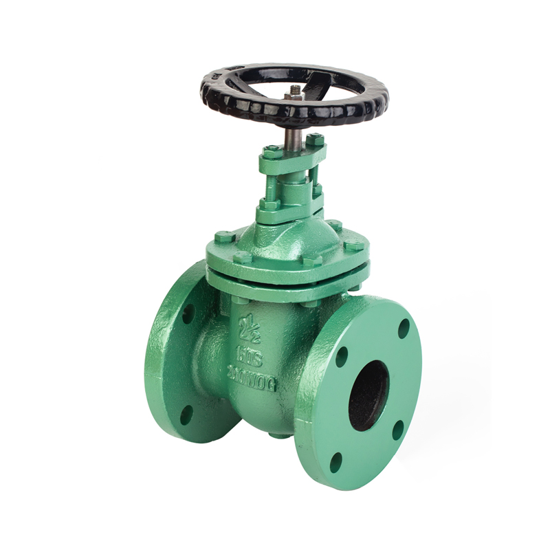 2.5 Cast Iron Non-rising Gate Valve-ANSI 150